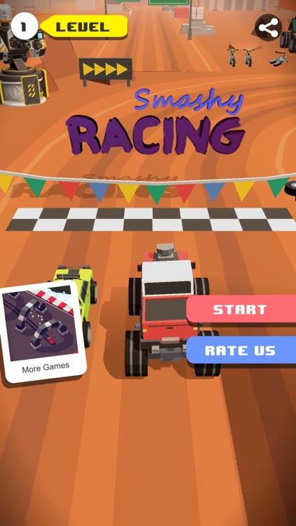 Smash Cars 3D!