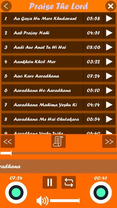 Hallelujah (Hindi Songs) screenshot 3