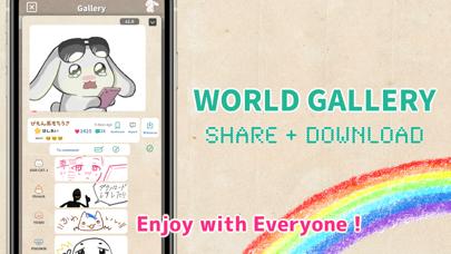 Screen Shot FlipStudio: Draw & Animate App 2