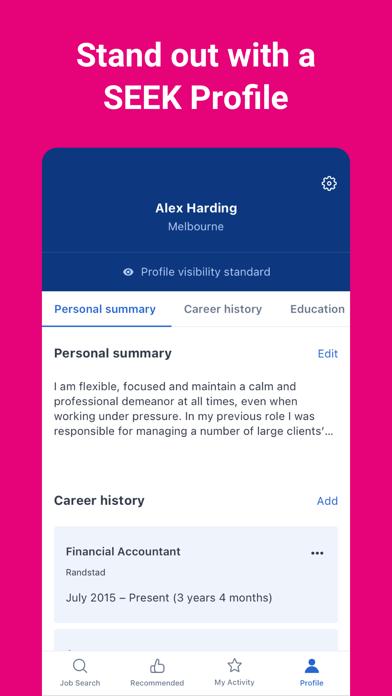 SEEK Jobs - Job Search 用于PC
