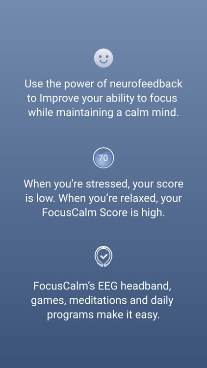 FocusCalm - Brain Training screenshot-7