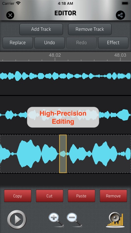 AudioRoom - Sound Creation screenshot-4