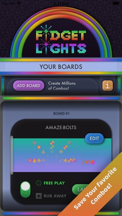Fidget Lights screenshot-2
