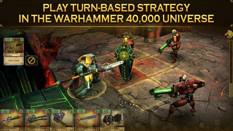 Warhammer 40,000: Space Wolf screenshot-0