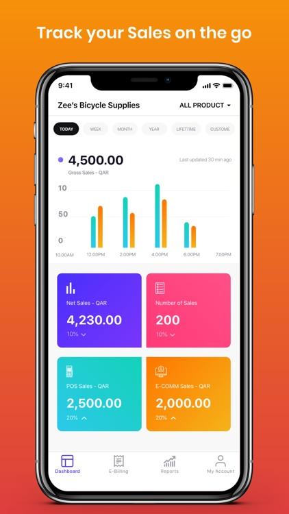 QPAY Merchant App