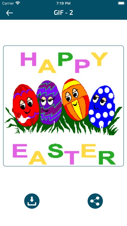 Happy Easter Wishes & Cards screenshot-5