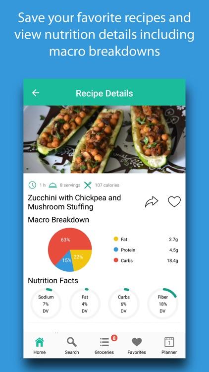 Low-Cholesterol Recipes & Eats screenshot-3