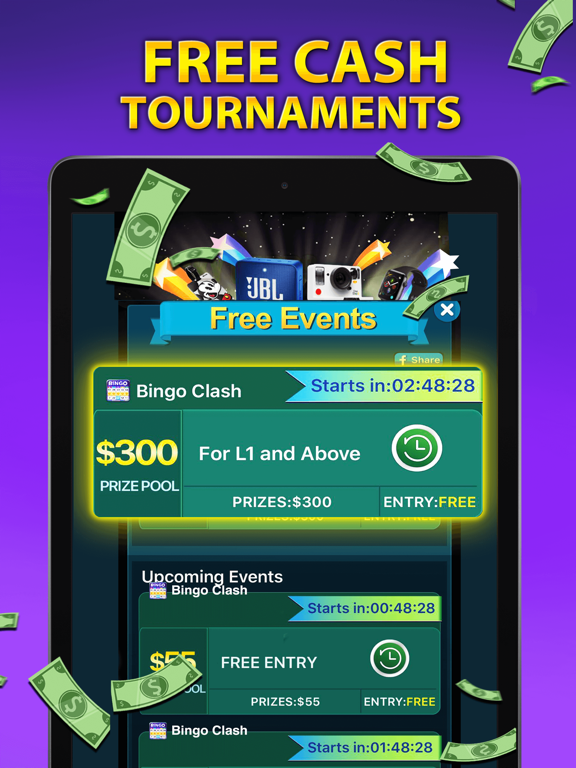 Bingo Clash: win real cash screenshot 9