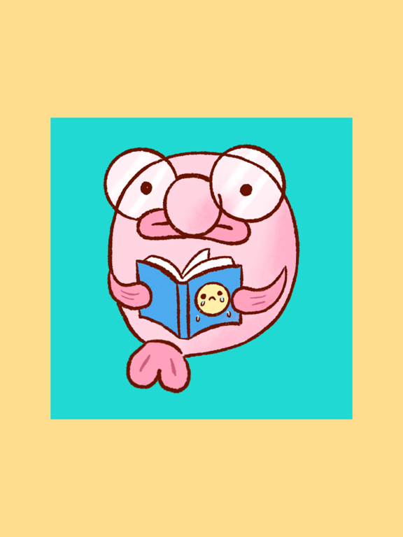 Blobby & Friends Stickers screenshot 4