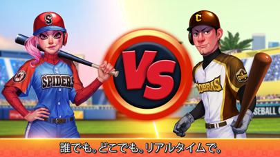 Baseball Clash: Real-time gameのおすすめ画像2