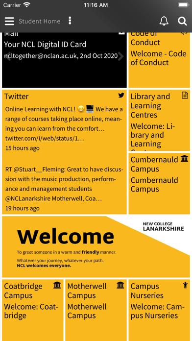 New College Lanarkshire screenshot 2