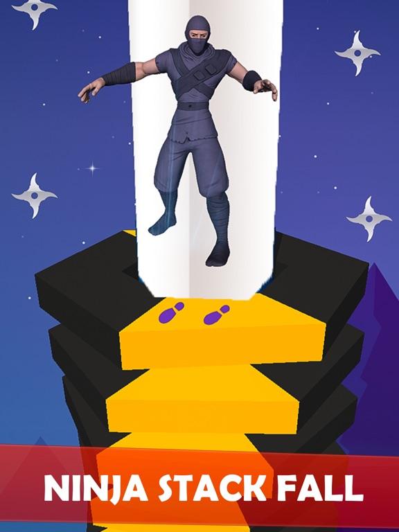 Stack Ninja Jumping Blast Fun screenshot 6