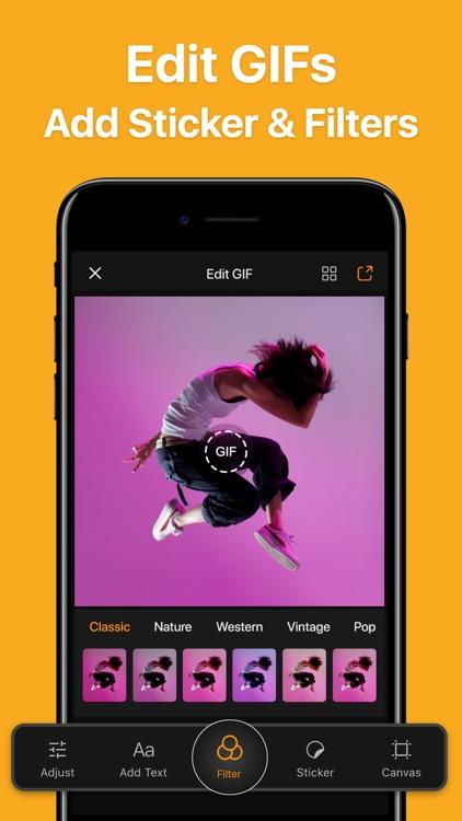 GIF Maker - Make Video to GIFs screenshot-9