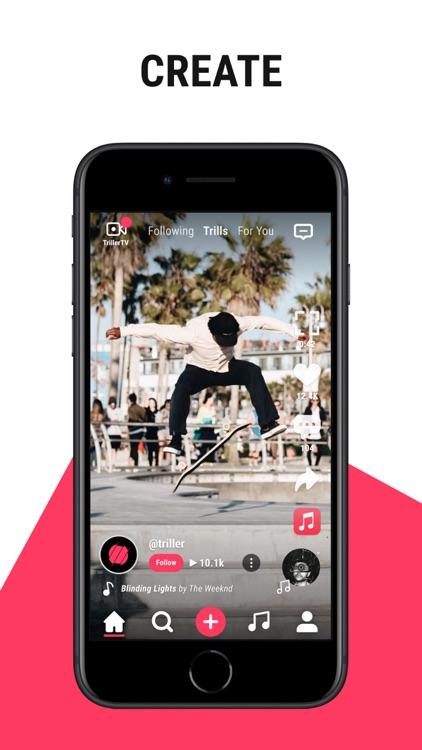 Triller: Social Videos & Clips screenshot-0