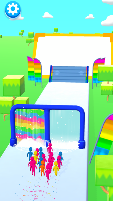 Color Runner 3D screenshot 2