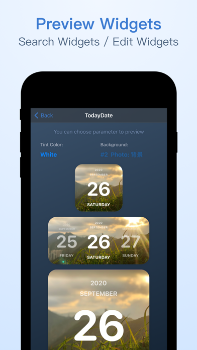 OneWidget - Widgets in One Appのおすすめ画像4