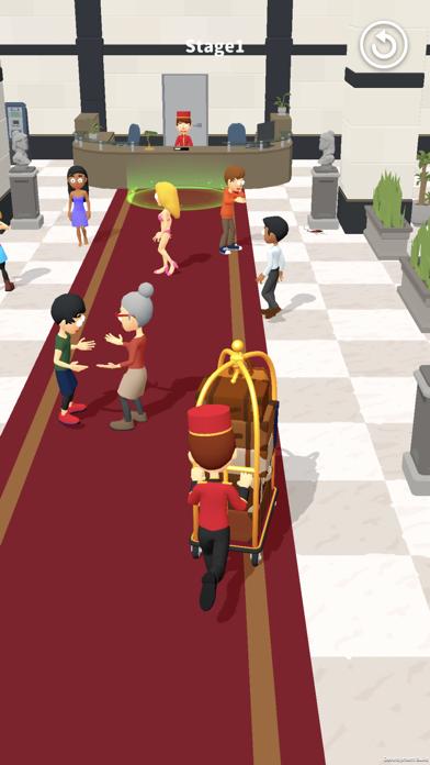 Hotel Master 3D screenshot 2