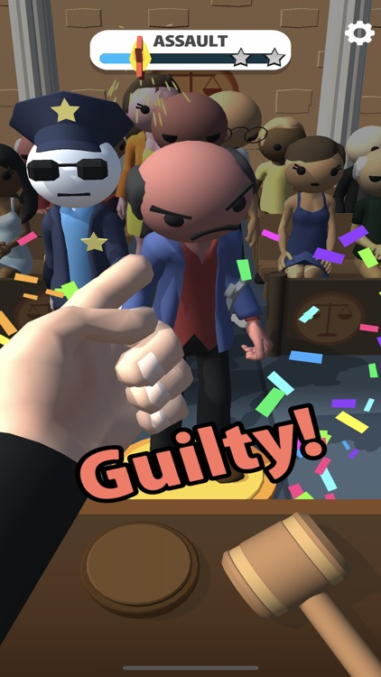 Guilty! screenshot-4