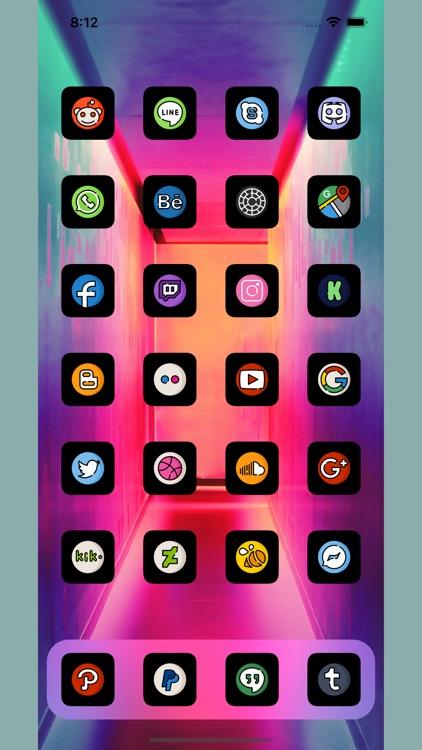 Icon Themes: App Icon Changer screenshot-4