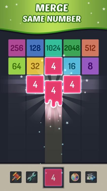 Merge Block - Number Puzzle screenshot-0