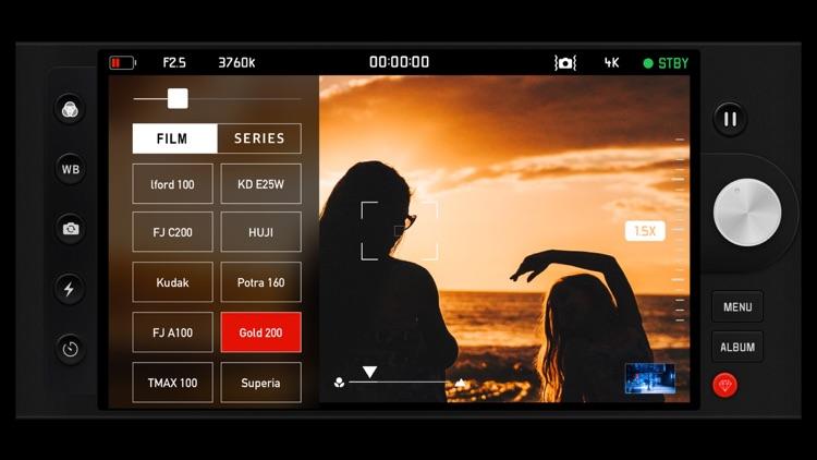 RECO - 4K VIDEO & FILM FILTER screenshot-6