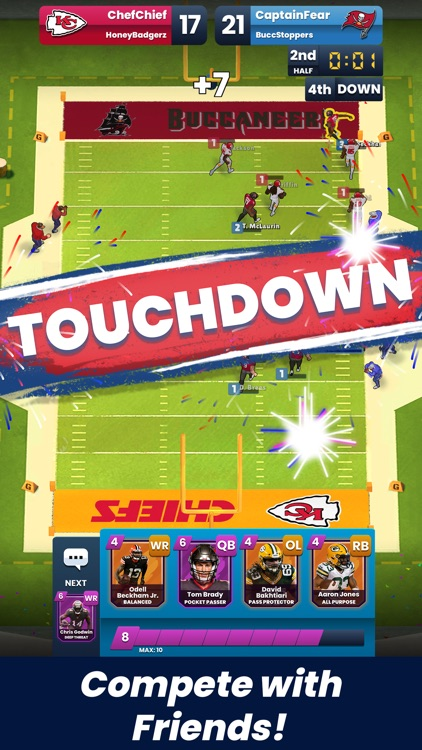 NFL Clash screenshot-4
