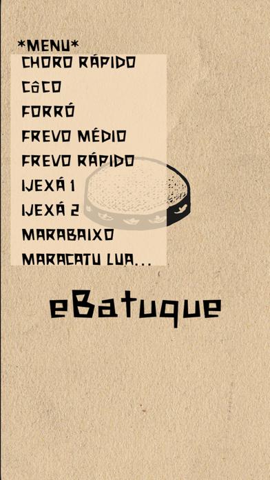 eBatuque Screenshot