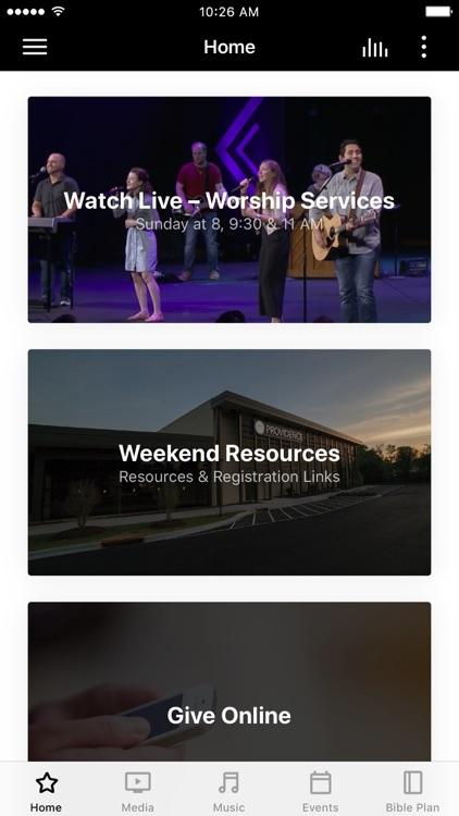 Providence Baptist