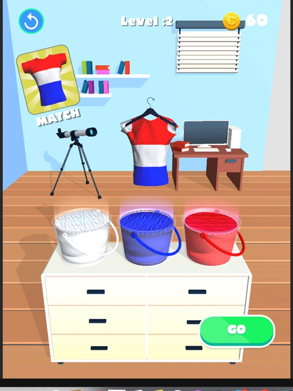 Tie Dye Master 3D screenshot 5