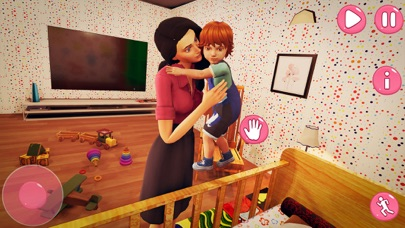 Virtual Mother : Dream Family Screenshot on iOS