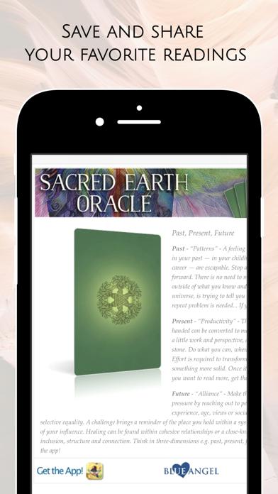 Sacred Earth Oracle screenshot 9