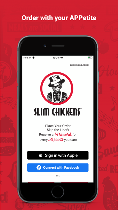 Download Slim Chickens for Android