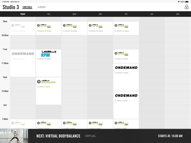LES MILLS™ Virtual screenshot-2