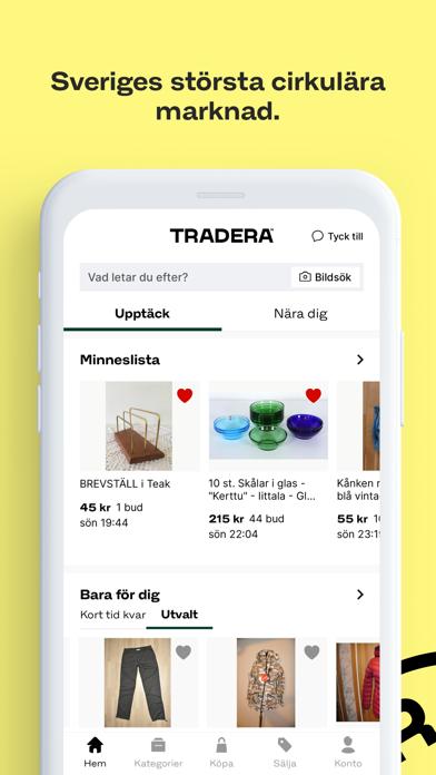 Tradera – köp & sälj på PC