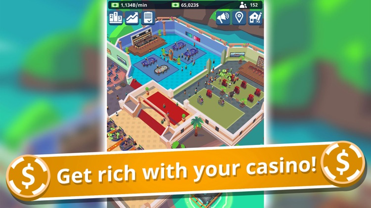 Idle Casino Manager: Tycoon! screenshot-3