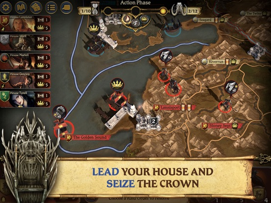 A Game of Thrones: Board Game screenshot 9