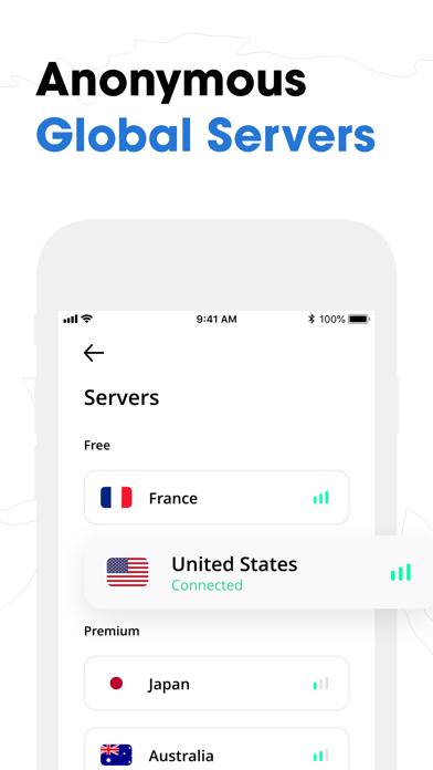 Speedy VPN Screenshot