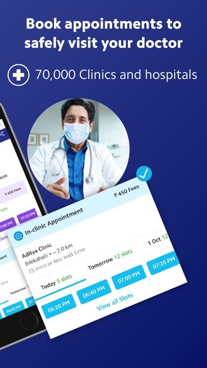 Practo - Consult Doctor Online screenshot-5