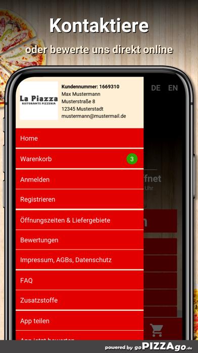 Ristorante La Piazza Herdecke screenshot 3