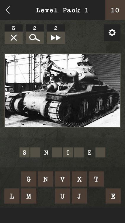 Guess the World War II Tank screenshot-3