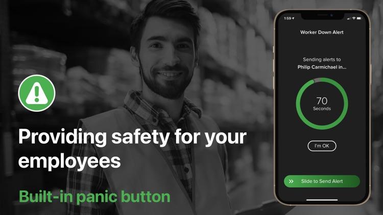 LoneWorker Pro—Safety Alerts screenshot-3
