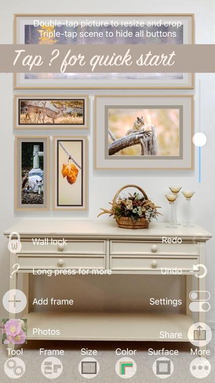Wall Gallery Designer screenshot-3
