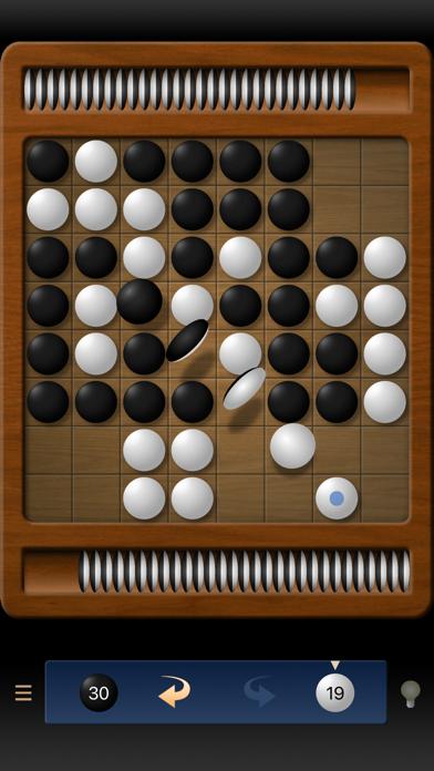 Reversi screenshot two