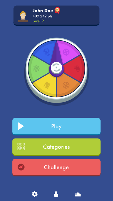 Trivial Quiz Pursuit Knowledge for windows pc