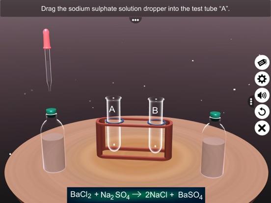 Double Displacement Reaction screenshot 12