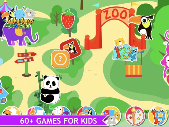 LuLu ZOO Kids Game screenshot 12