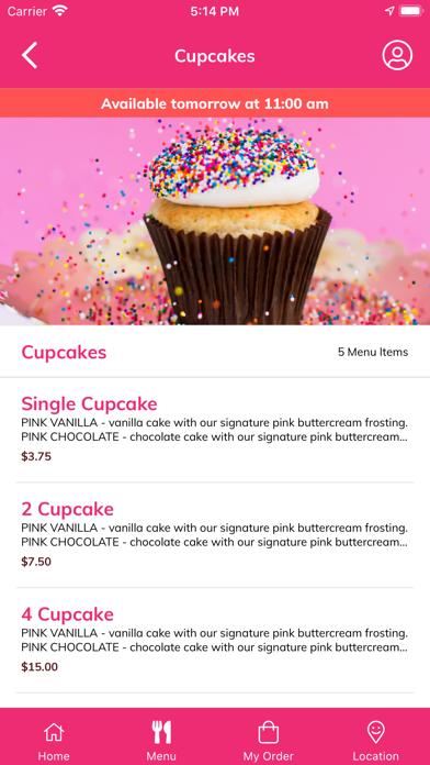 Smallcakes Cupcakery and CreamScreenshot of 4