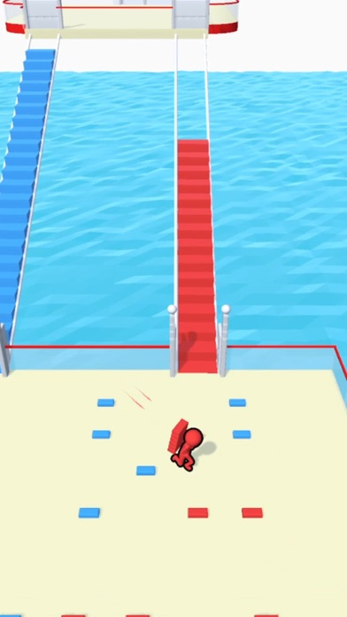 Bridge Race screenshot three