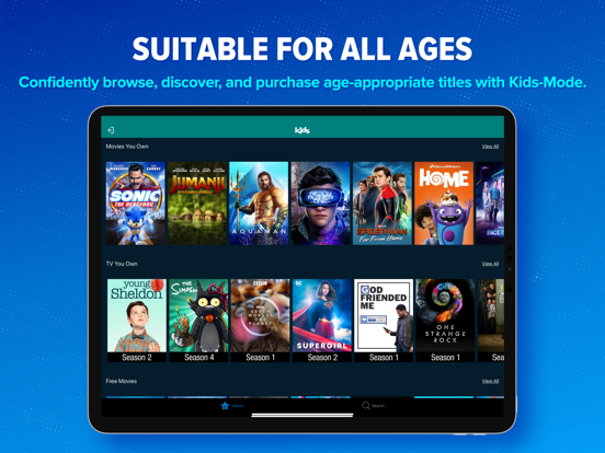 VUDU - Movies & TV screenshot