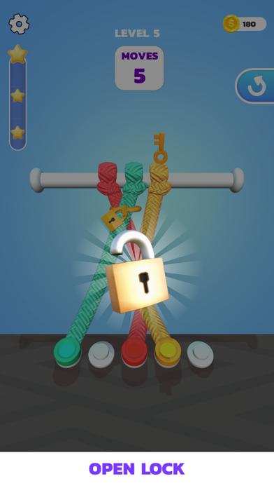 Tangle Master 3D free Life hack